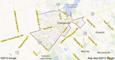 Orangeville Limo Service Limousine Services for Casino Brothers